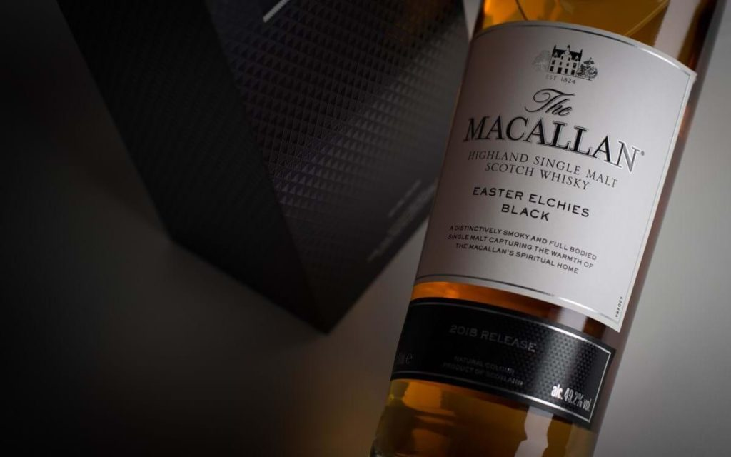 Macallan Easter Elchies Black from 2018